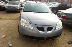 Foreign Used Pontiac Vibe 2007 Model Blue
