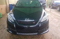 Foreign Used Toyota Matrix 2009 Model Black