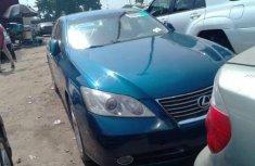 Forign Used Lexus ES 2007 Model Blue