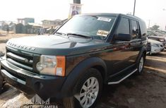 Foreign Used Land Rover LR3 2006 Model Green