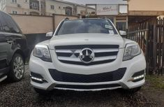 Foreign Used Mercedes-Benz GLK 2013 Model White