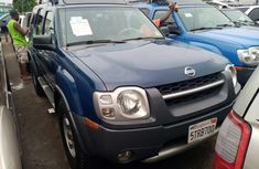 Foreign Used Nissan Xterra 2004 Model Blue for Sale