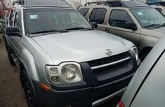 Foreign Used Nissan Xterra 2004 Model Silver for Sale