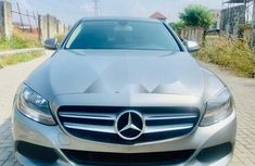 Tokunbo Mercedes-Benz C300 2015 Model Silver