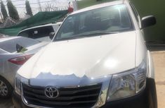 Foreign Used Toyota Hilux 2014 Model White