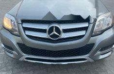 Tokunbo Mercedes-Benz GLK 2014 Model Gray