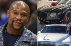 Floyd Mayweather acquires 2020 Bentley Continental and Rolls Royce Cullinan for Christmas