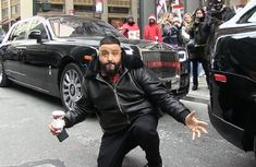 DJ Khaled gifts himself ₦190m Rolls-Royce Cullinan for Christmas