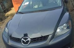 Foreign Used Mazda CX-7 2008 Model Gray