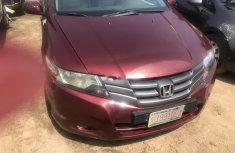Nigeria Used Honda City 2011 Model Red