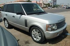 Foreign Used Land Rover Range Rover Vogue 2003 Model Silver