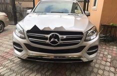 Foreign Used Mercedes-Benz GLE 2016 Model Grey