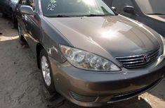 Foreign Used Toyota Camry 2006 Model Gray