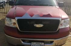 Foreign Used Ford F-150 2007 Model Red