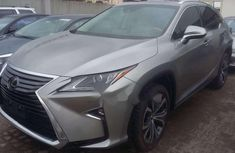 Foreign Used Lexus RX 2017 Model Silver