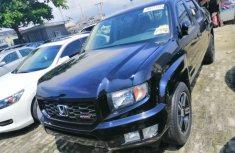 Foreign Used Honda Ridgeline 2013 Model Blue