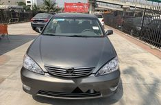 Foreign Used Toyota Camry 2005 Model Gray