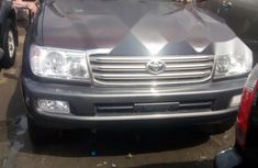 Foreign Used Toyota Land Cruiser 2006 Model