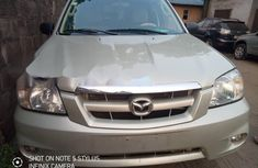 Nigeria Used Mazda Tribute 2005 Model Beige
