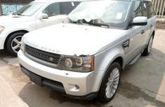 Tokunbo Land Rover Range Rover Sport 2011 Model Silver