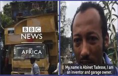 [Video] African man transforms his Isuzu truck into a moveable 3-bedroom house
