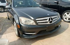 Foreign Used Mercedes-Benz C350 2008 Model Gray