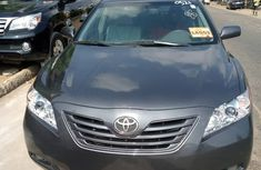 Nigeria Used Toyota Camry XLE 2011 Model Black