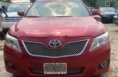 Nigeria Used Toyota Camry 2008 Model Red