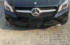 Tokunbo Mercedes-Benz CLA-Class 2014 Model Black