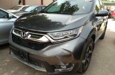 Foreign Used Honda CR-V 2017 Model Black