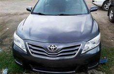 Foreign Used Toyota Camry 2011 Model Gray