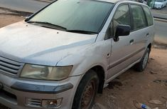 Nigeria Used Mitsubishi Spacewagon 2002 Model Silver