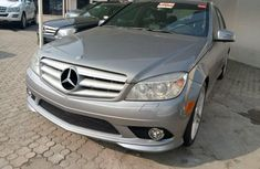 Foreign Used  Mercedes-Benz C350 2008 Model Grey