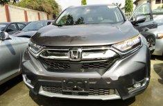 Foreign Used Honda CR-V 2017 Model Gray
