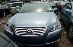 Foreign Used Toyota Avalon 2008 Model Blue for Sale