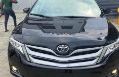 Nigeria Used Toyota Venza 4WD 2015 Model Black