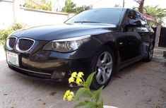 Foreign Used BMW 535i Sports 2008 Model Black for Sale