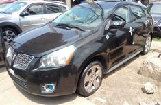 Foreign Used Pontiac Vibe 2006 Model Black for Sale