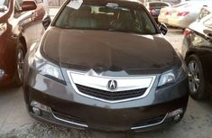 Foreign Used Acura TL 2009 Model Gray