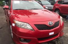 Foreign Used Toyota Camry Sport 2010 Model Red for Sale