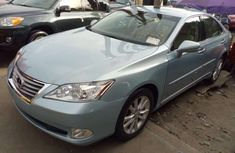 Foreign Used Lexus ES 350 2010 Model Beige for Sale