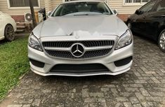 Foreign Used Mercedes-Benz CLS 2016 Model Silver