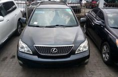 Foreign Used Lexus RX 2009 Model Gray