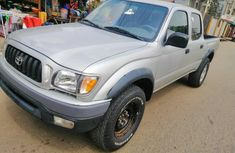 Foreign Used Toyota Tacoma 2003 Model Silver