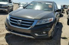 Foreign Used Honda Accord CrossTour EXL 2012 Model Gray
