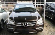 Tokunbo Mercedes-Benz GL-Class 2012 Model Brown