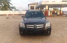 Foreign Used Mercedes-Benz GLK 2010 Model Black