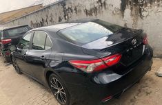 Foreign Used Toyota Camry 2018 Model Black