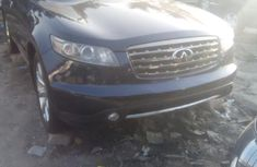 Foreign Used Infiniti FX 2008 Model Blue