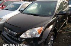 Foreign Used Honda CR-V 2008 Model Gray